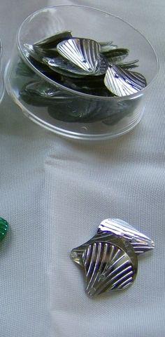 Perline in vetro - Paillettes sfuse - un prodotto unico di CREATIVA-ROSETTA su DaWanda