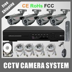 Find More CCTV DVRs Information about SunChan H.264 DVR 8 Channel Surveillance System with 4pcs 600TVL Indoor/Outdoor IR Night Vision Surveillance Cameras 1TB HD,High Quality h.264 iptv,China system server Suppliers, Cheap system amplifier from Sunchan Development(Shenzhen)Co.,Ltd on Aliexpress.com