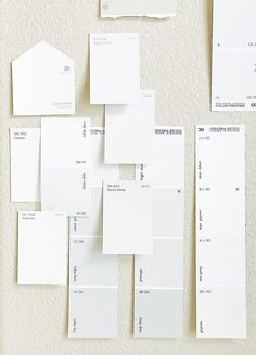 Let There Be White! How to choose the Perfect White Paint for Your Home - jane at home Painting Trim, Pallet Painting, House Painting, Off White Paints, Best White Paint, Neutral Paint Colors, Wall Paint Colors, Room Paint, White Exterior Houses