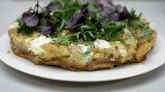 Eén - Dagelijkse kost - frittata met bloemkool, spinazie en feta | Eén