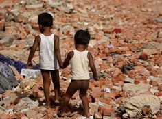 Half of India's children suffer from malnutrition
