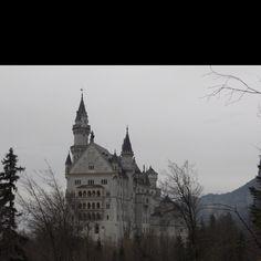 Neuschweinstein Castle in Germany.