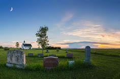 "500px / Photo ""Little Church In The Prairies "" by Nebojsa Novakovic Manitoba, Canada"