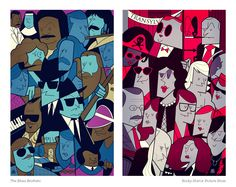 Ale Giorgini The Blues Brothers & Rocky Horror Picture Show