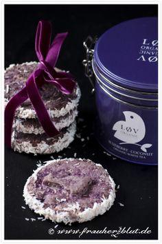 Blueberry And Coconut|| Frau Herzblut Lov Organic white tea