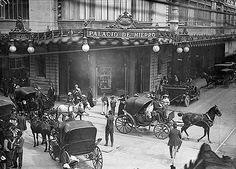 Palacio de hierro año 1904