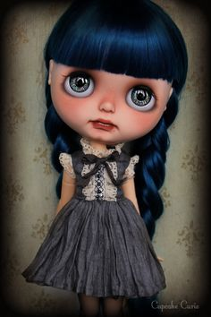 Custom OOAK Blythe Art Doll Twilight by Cupcake Curio | eBay