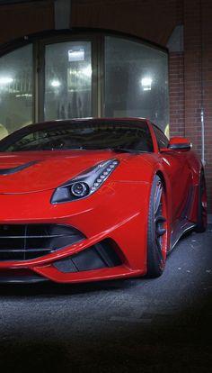 (°!°) Novitec Rosso Ferrari F12 N-Largo