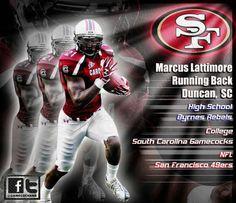 Lattimore SF 49ers