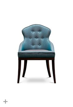 Tuareg Dining Chair www.brabbu.com luxury european furniture manufacturers