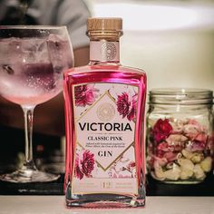 """Victoria Gin on Instagram: """"All things delicious! #victoriahandcraftedgin"""" Gin, All Things, Victoria, Bottle, Instagram, Food, Flask, Essen, Meals"""
