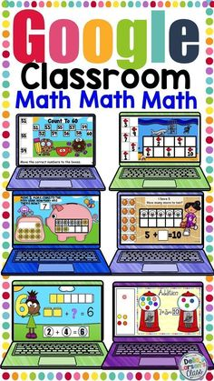 This digital resource is a bundle of everything you need to teach math in your kindergarten classroom. This resource includes activities to teach Counting and Cardinality, Counting Objects, Comparing Numbers, Operations and Algebraic Thinking, Numbers and Operations in Base Ten, Measurement and D...