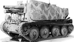 15cm sIG33 auf pzkpfw 38(t)ausf H (Sd.kfz.138.1) Grille  - 90 were produced the rest converted from Pzkpfw 38(t) returning for refit to the factory