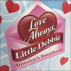 This Love Always, Little Debbie America's Sweetheart promotion is a fun expansion of the brand to cover the Holiday. Retail Fixtures, Love Always, Promotion, Bakery, Target, Valentines, America, Holiday, Fun