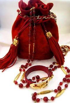 Looks like purses from my wedding