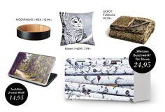 creatisto Herbst Edition 2015 - Waldeslust - Weißes Buschwerk Ikea, Eyeshadow, Random Stuff, Autumn, Projects, Creative, Timber Wood, Eye Shadow, Ikea Co