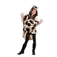 Poncho De Fiesta De Cebra Disfraces Adultos Fiesta Vestido Elegante Poncho un tamaño
