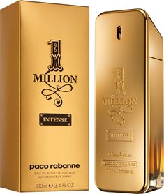 Paco Rabanne 1 Million Intense Men's Eau de Toilette for sale online Paco Rabanne, Best Perfume For Men, Popular Perfumes, Men's Aftershave, Shops, Perfume Collection, New Fragrances, After Shave, Chanel