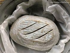 Selský chléb se sádlem – z 50% celozrnný – Vůně chleba Kefir, Bread, Food, Brot, Essen, Baking, Meals, Breads, Buns