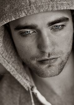 Carter Smith 2010 ~ Verena edit {love the slight blue tint on Rob's eyes}