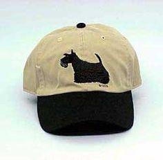 Cap: Scottish Terrier - http://www.thepuppy.org/cap-scottish-terrier/