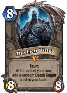 Hearthstone: Knights of the Frozen Throne Has Released! http://ift.tt/2wzkNQo