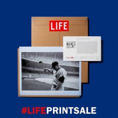 Get an iconic LIFE photograph for 30% off at our print sale on Black Friday including this photograph of Mickey Mantle 1965 by John Dominis. #LIFEprintsale  Legendary Yankees center fielder Mickey Mantle flings his batting helmet after a bad day at the Yankee Stadium during the teams abysmal 1965 season. A seven-time World Series champ three-time MVP and one of only 17 Triple Crown winners he was plagued with injuries that prove that time and age become the true and only rivals.  Buy one…