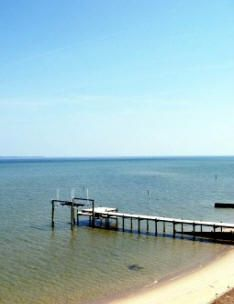 where the Rappahannock River And Chesapeake Bay meet - heaven!    www.christchurchschool.org