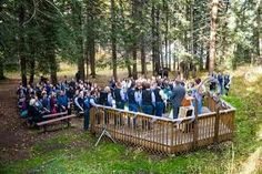 Beaver ranch wedding