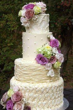 60 elstile long wedding hairstyles and updos pinterest white ivory buttercream wedding cake possible layout junglespirit Choice Image