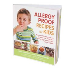 Wow! All 150 recipes in this food allergy cookbook are free of—not one, not two—but EIGHT of the most common food allergens, plus gluten.