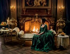 Claire Fraser in Outlander Season 2