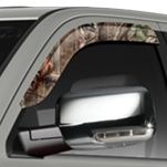 Camo Window Visor