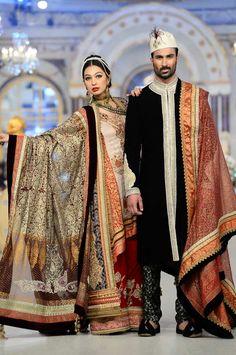 pantene bridal couture week lahore deepak perwani