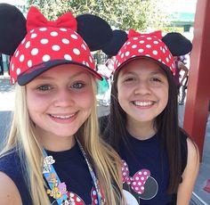Disneyland with my Best Friend on earth!!!