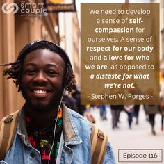 Do you focus on your strengths or your weaknesses? Self-compassion is a powerful foundation for a strong, healthy relationship. Click the link for the full podcast. www.jaysongaddis.com/podcast116