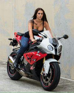 #motorcyclegirls | #bikes-n-girls | @housemanc