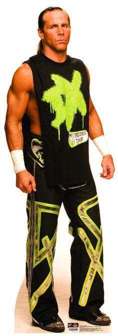 Shawn Michaels - WWE Lifesize Standup