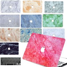"Painting Marble Hard Case key Cover For Macbook Pro Air 11 13""15"" Retina 12"" LP #UnbrandedGeneric"