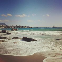 Clifton beach, Cape Town Clifton Beach, I Love The Beach, Beautiful Places In The World, Countries Of The World, Cape Town, Homeland, Continents, South Africa, Beaches