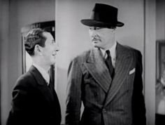 Norman Ainsley, Rod La Rocque   The Shadow Strikes (1937), a Colony Pictures production, written by Al Martin, directed by Lynn Shores, distributed by Grand National Pictures