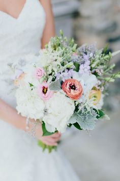 Once upon a floral... | Photographer: Katie Grace Photography
