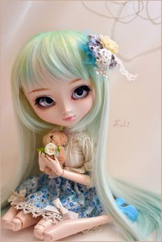 Fleur (Pullip Kiyomi) | by Suki♥
