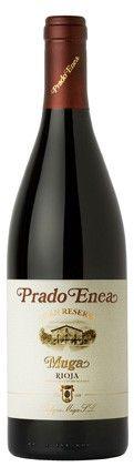 Prado Enea Gran Reserva 2006 vino tinto de Bodegas Muga en Rioja con 96 puntos Robert Parker