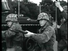 (57) Checkpoint Charlie - Gate to Communism - U.S. Army in Cold War Berlin Video - YouTube