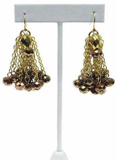 Color Splash Gold Rush Earrings