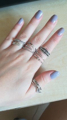 Moment, Silver Rings, Photos, Jewelry, Trends, Pictures, Jewlery, Jewerly, Schmuck