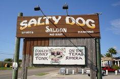 Salty Dog Saloon Nightclub, Port Aransas Texas