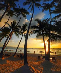 Boracay, Philippines Photo by @warrencamitan  #fantastic_earth