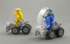 LEGO MOC   Rover2Go #classic #space